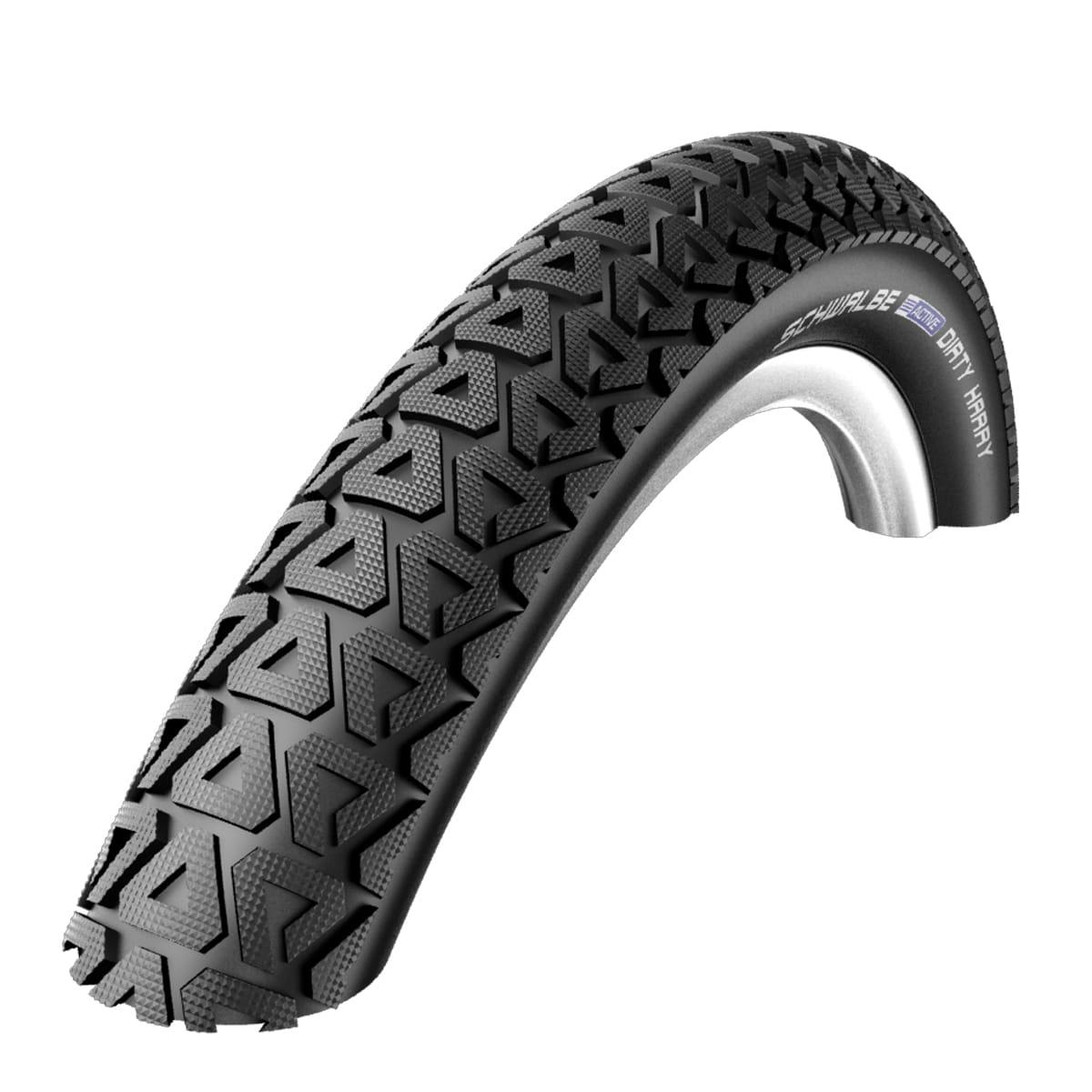 Schwalbe Dirty Harry BMX Reifen 20 Zoll schwarz